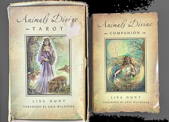 Animals Divine - Lisa Hunt