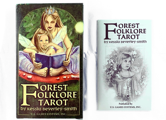 Forest Folklore Tarot 2004 1st Ed