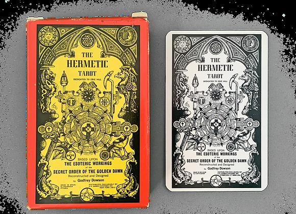 Vintage Hermetic Tarot