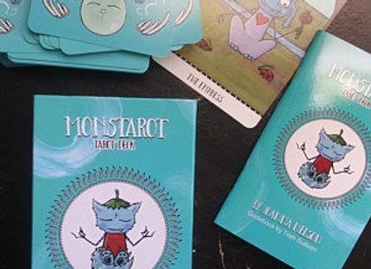 Monstarot Tarot Second Edition
