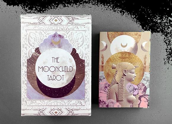 The Moonchild Tarot 1st Ed - 81 cards