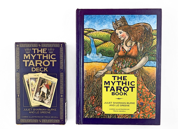 Mythic Tarot Pack - Deck (2000), Book & Workbook