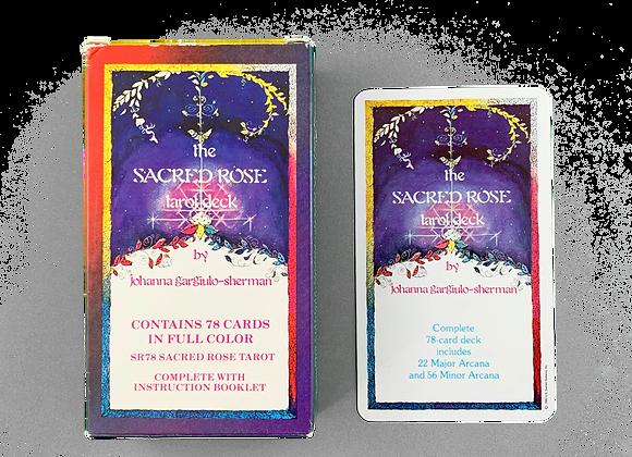 Vintage - The Sacred Rose Tarot Deck - 1982