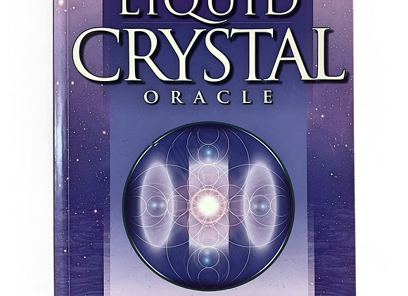 Liquid Crystal Oracle 2nd Ed - Justin Moikeha Asar