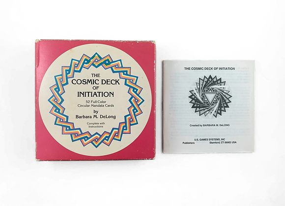 The Cosmic Deck of Initiation - Barbara DeLong