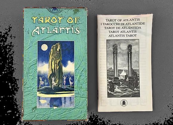 OOP Tarot of Atlantis - Lo Scarabeo