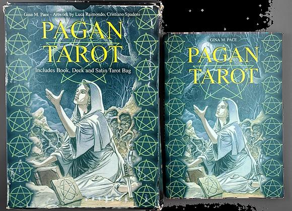 Pagan Tarot Kit - Gina M Pace