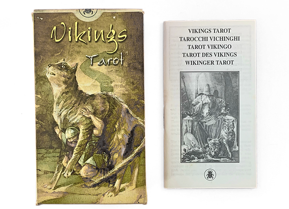 Vikings Tarot - Lo Scarabeo
