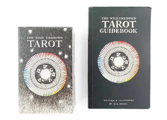 Wild Unknown Tarot - 1st Edition - with Guidebook