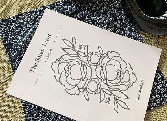 Botan Tarot - Anthology Zine