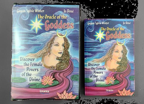 The Oracle of the Goddess - Gayan Sylvie Winter