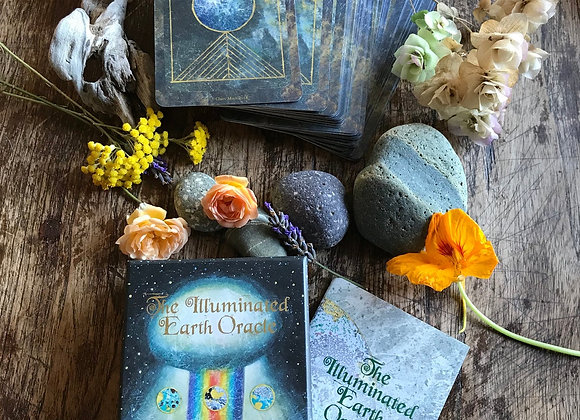 Illuminated Earth Oracle