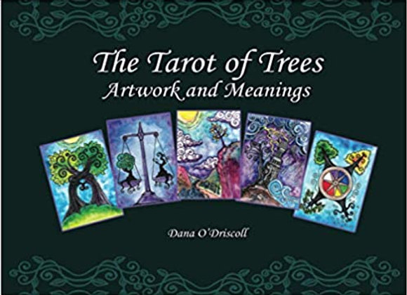 The Tarot of Trees Artwork & Meanings Guidebook