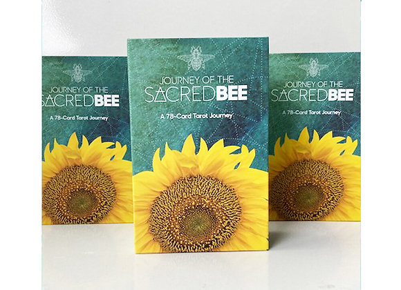 The Journey of the Sacred Bee Tarot