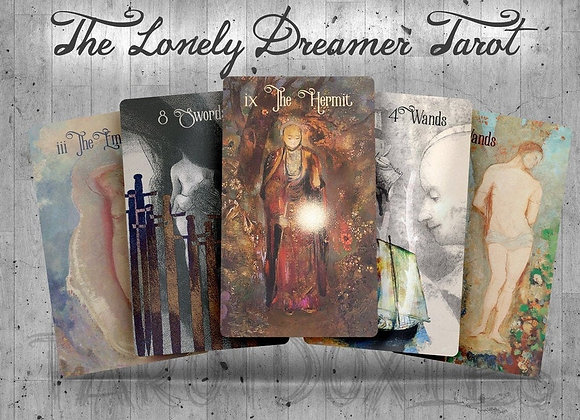 The Lonely Dreamer Tarot