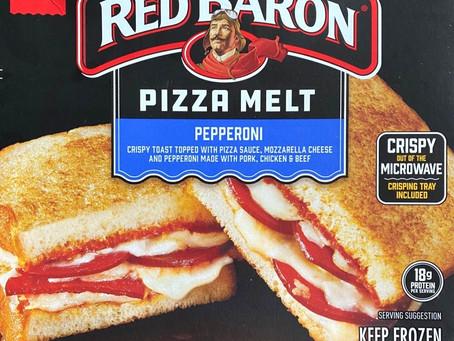 Red Baron Pizza Melt (Pepperoni)