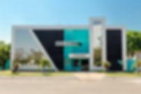 Fachada HOP - Hospital de Olhos de Palmas