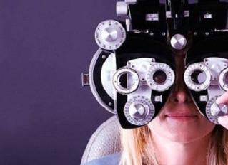 Apenas o médico oftalmologista pode avaliar sua saúde ocular