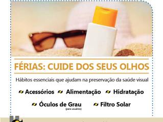Hábitos essenciais que ajudam na preservação da saúde visual
