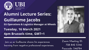 Alumni Lecture Series: Guillaume Jacobs