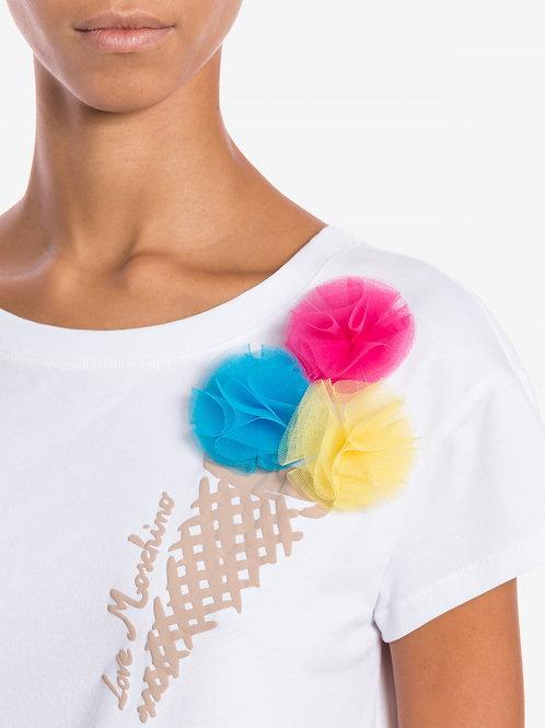 T-shirt ICE CREAM Love Moschino
