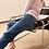 Thumbnail: Jeans a palazzo vita alta - Merci Italia