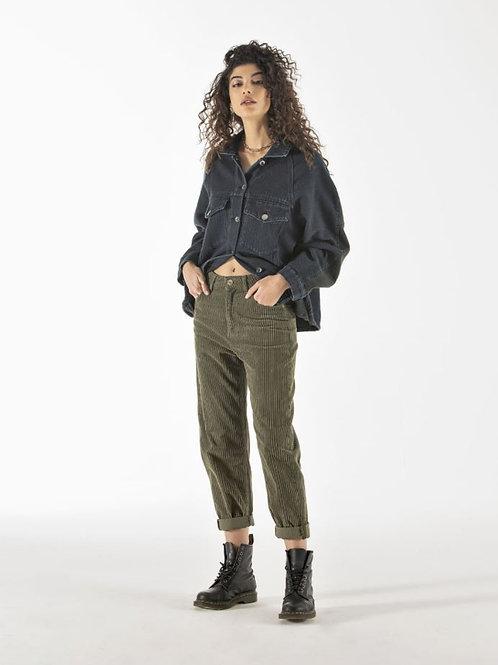 Jeans in velluto a coste - Noir 'n' Bleu