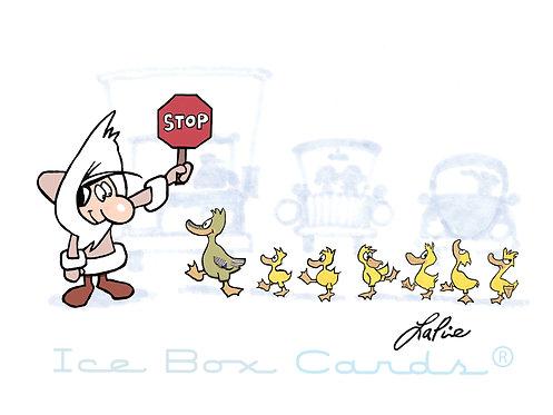Duck Xing