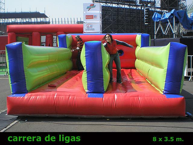CARRERA DE LIGAS.