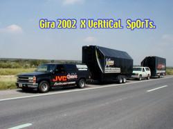 Convoy Remolques X Vertical Sports.