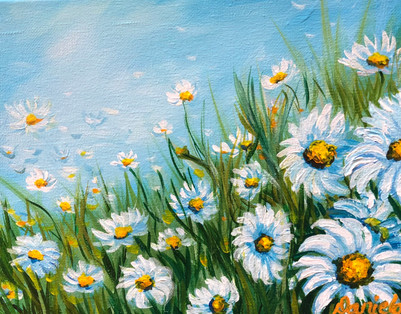 Happiness is Daisies