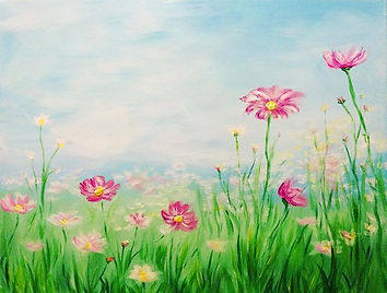 Spring is almost here! 🌸🌼#flowers #art