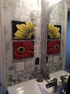 Wall Application & Original Paintings