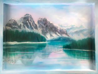 Cool Mountain Air