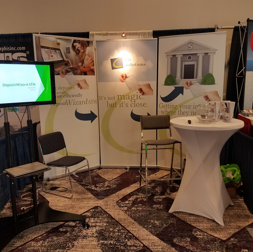 ATMIA CFS booth