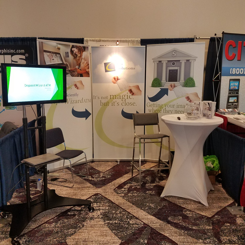 CFS Solutions Booth