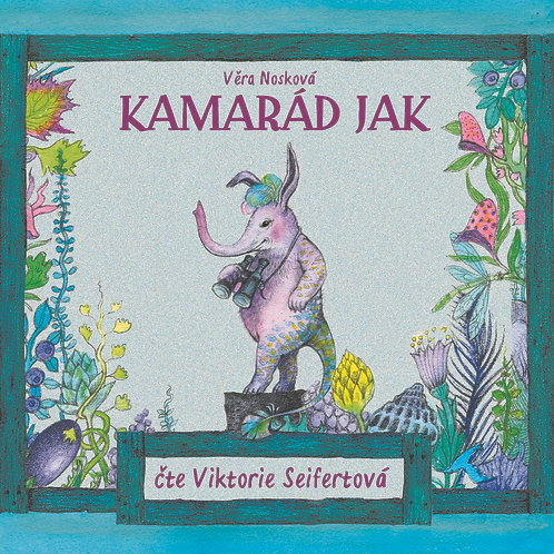 Audiokniha Kamarád Jak na CD