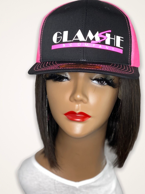 Black GlamShe Hat