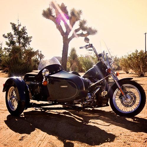 Eric's Harley Davidson
