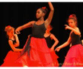 Intermediate Ballet Dancer