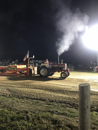 Tri-State Shootout Tractor Pull