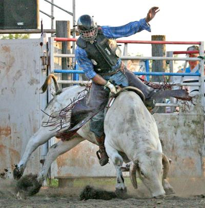 Extreme Bull Riding by Double S Bull Riding
