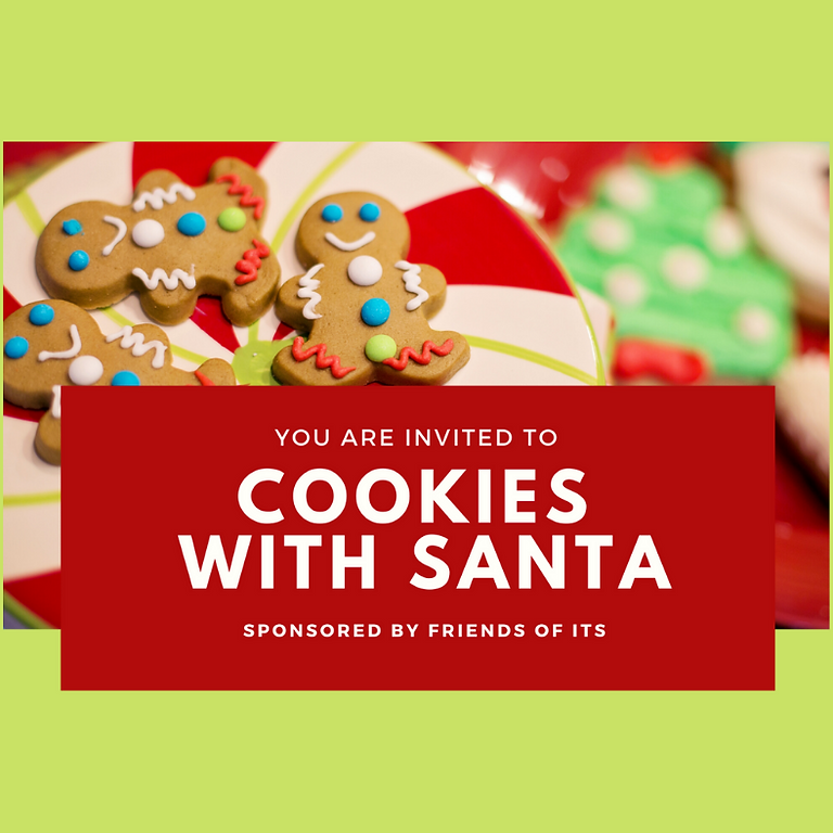 2021 Cookies with Santa