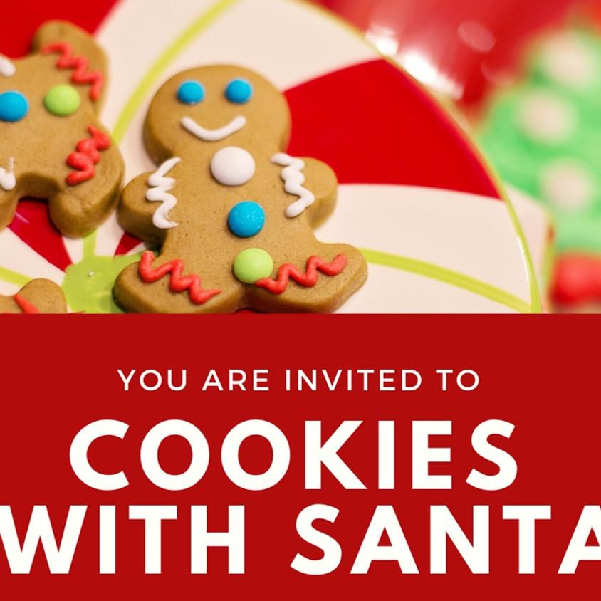 2020 Cookies with Santa