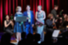 Cocktailkonzert Basel. Iryna Krasnovska, Alain Claude Sulzer, Vesselina Kasarova, Sinfonieorchester Basel