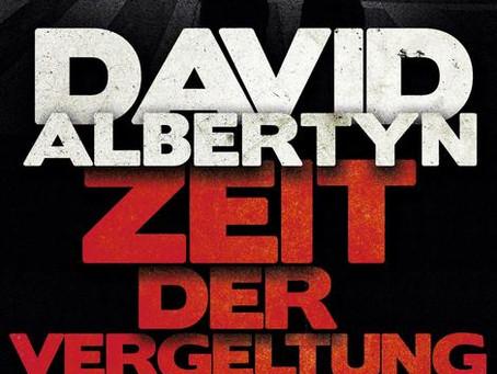 """""""Zeit der Vergeltung"""" von David Albertyn #Rezension"""