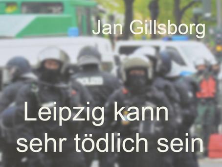 """""""Leipzig kann sehr tödlich sein"""" von Jan Gillsborg #Rezension"""