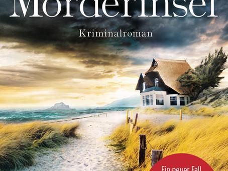 """""""Die Mörderinsel"""" von Eric Berg #Rezension"""