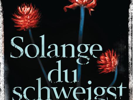 """""""Solange du schweigst"""" von B.A. Paris #Rezension"""