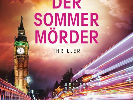 """""""Der Sommermörder"""" von Nicci French #Rezension"""